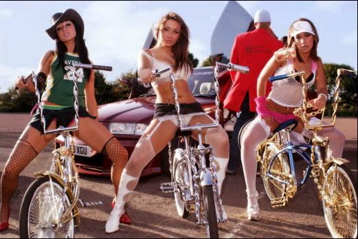 Poze Lowrider bikes Lowrid10