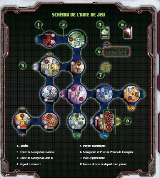 Soirée VIP - Starcraft le jeu de plateau Aire_d10