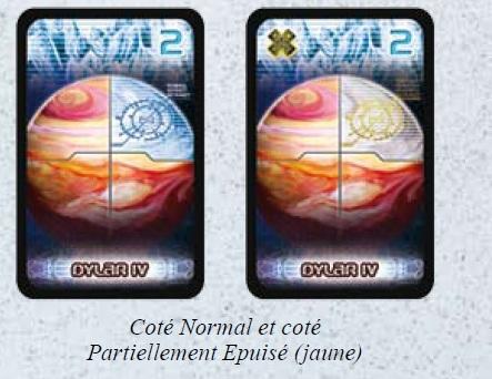 Soirée VIP - Starcraft le jeu de plateau Cartes10