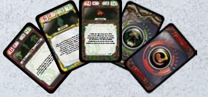 Soirée VIP - Starcraft le jeu de plateau Cartes11