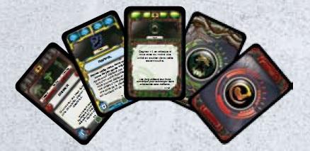 Soirée VIP - Starcraft le jeu de plateau Cartes12
