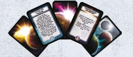 Soirée VIP - Starcraft le jeu de plateau Cartes13
