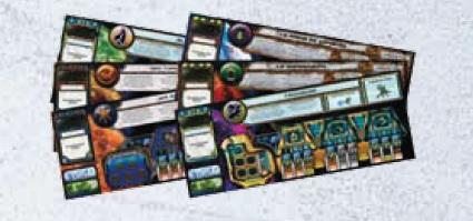 Soirée VIP - Starcraft le jeu de plateau Fiches10
