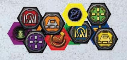 Soirée VIP - Starcraft le jeu de plateau Pions_10