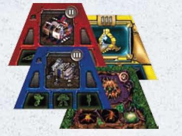 Soirée VIP - Starcraft le jeu de plateau Pions_14