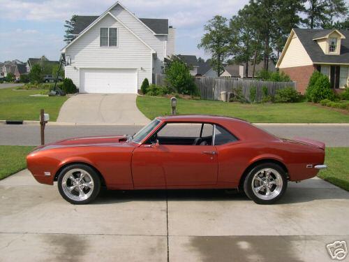 Poze Muscle car 1968_c10