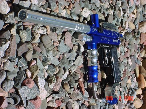 Paint Ball  :twisted: Spyder10