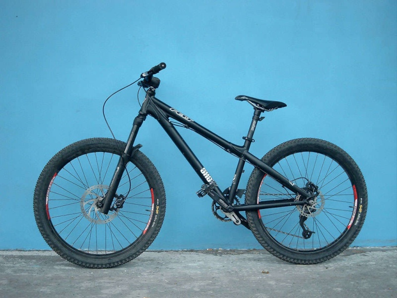 Street/Dirt/Downhill Straig11