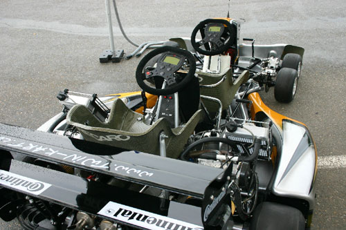 Karting and tuning kart :) Twin-510
