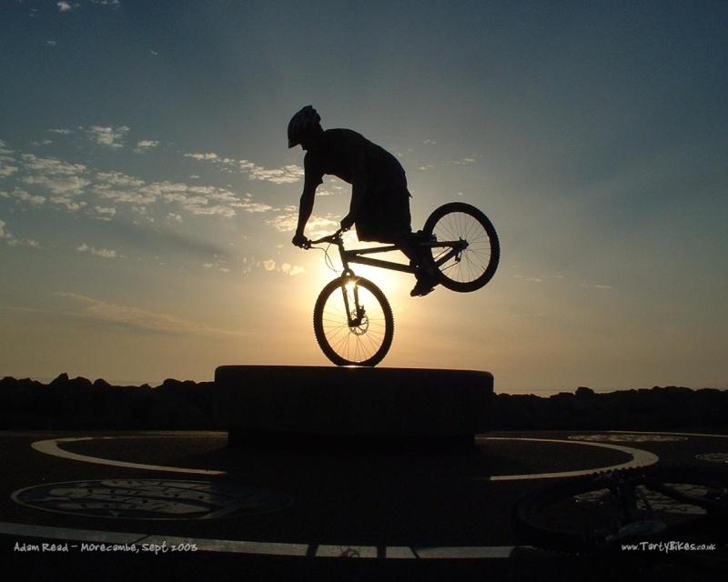Trial Bike Wallpa10