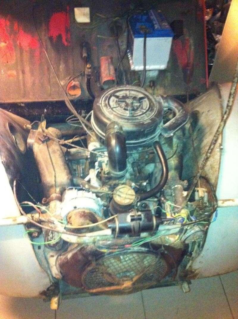 Restoration of my Citroen 2CV Img_0813