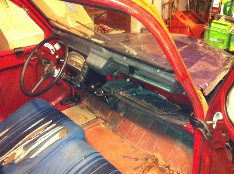 Restoration of my Citroen 2CV Img_0815