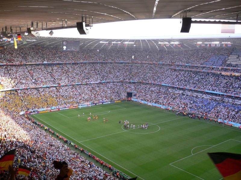 allianz Arena ( stade du Bayern ) Allian10