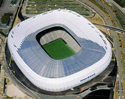 allianz Arena ( stade du Bayern ) Intro10