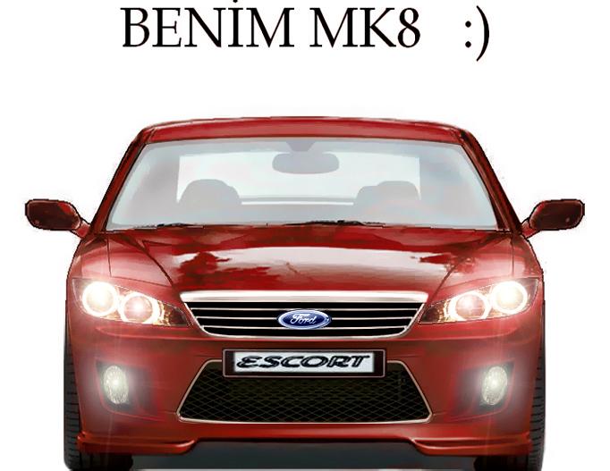 Ford relançará o Escort em 2011 Mk810