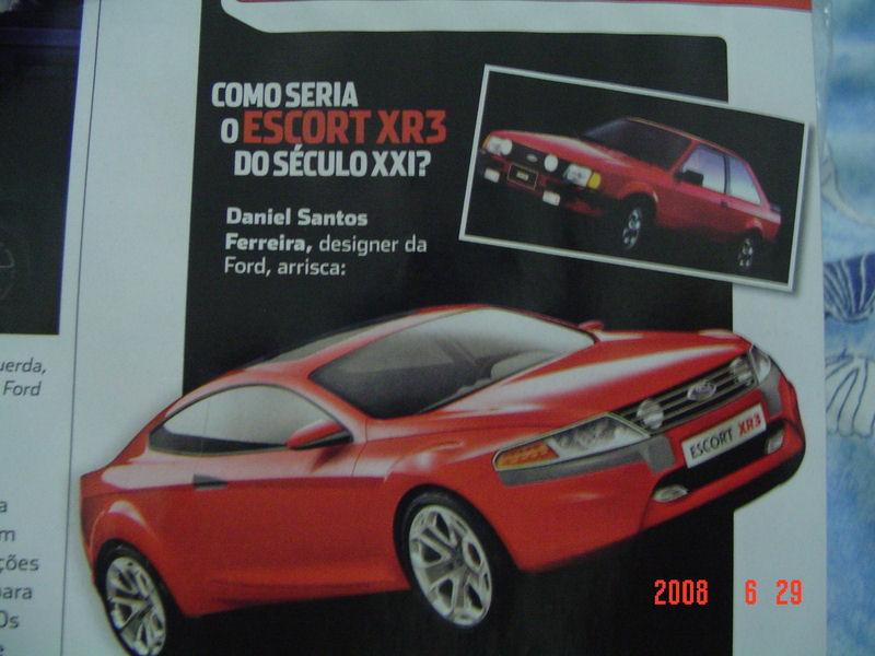 Ford relançará o Escort em 2011 110