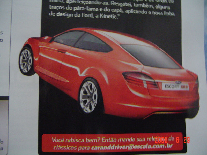 Ford relançará o Escort em 2011 210
