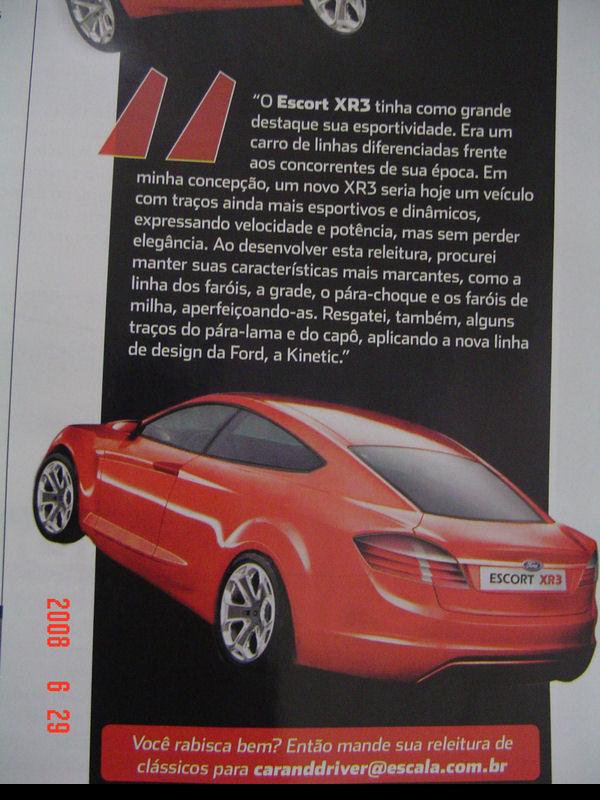Ford relançará o Escort em 2011 310
