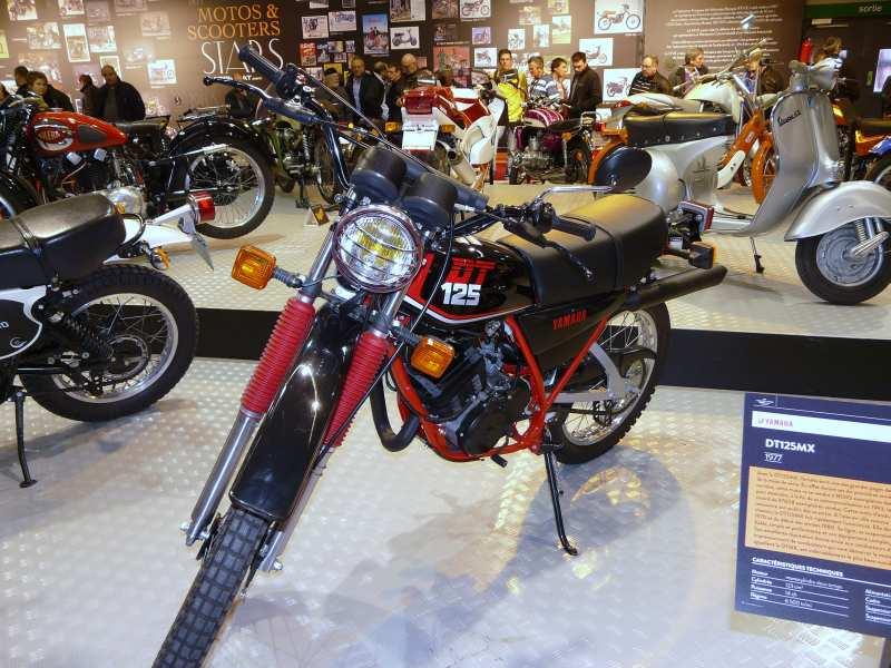 Salon de la moto à Paris P1110610
