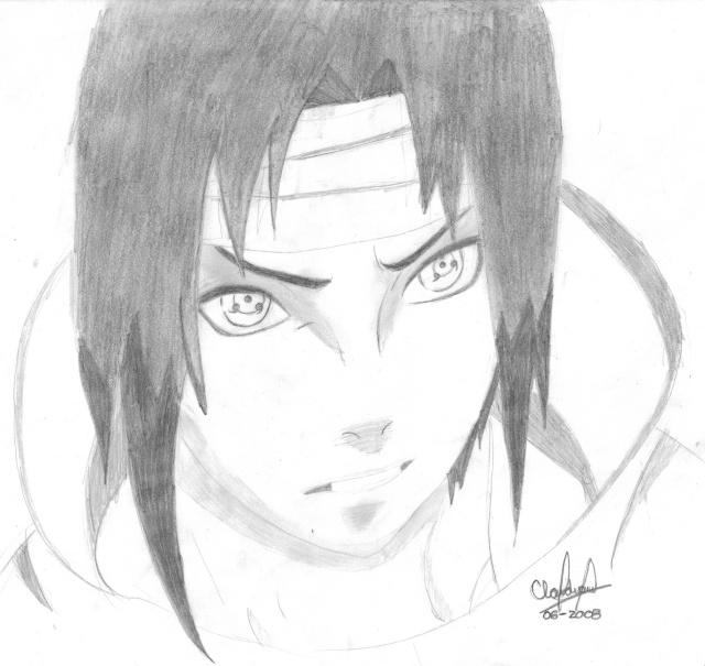 Mis FanArt ^^ Sasuke11