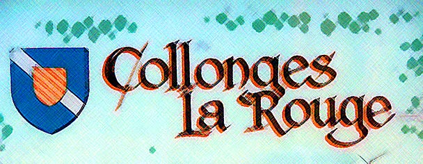Collonges la rouge en Limousin Titre10