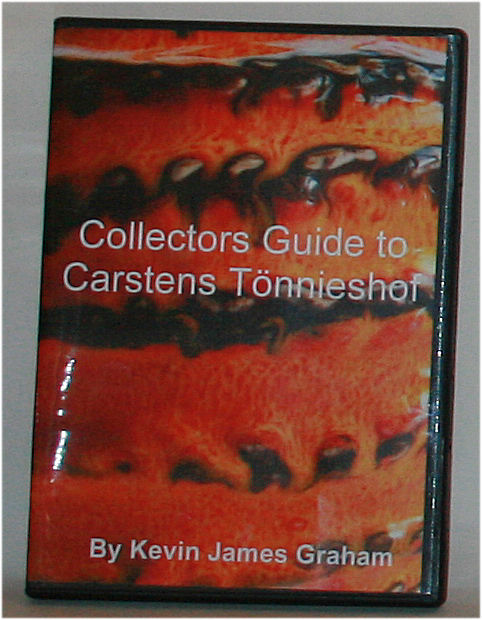 Collectors Guide to Carstens Tönnieshof Collec11