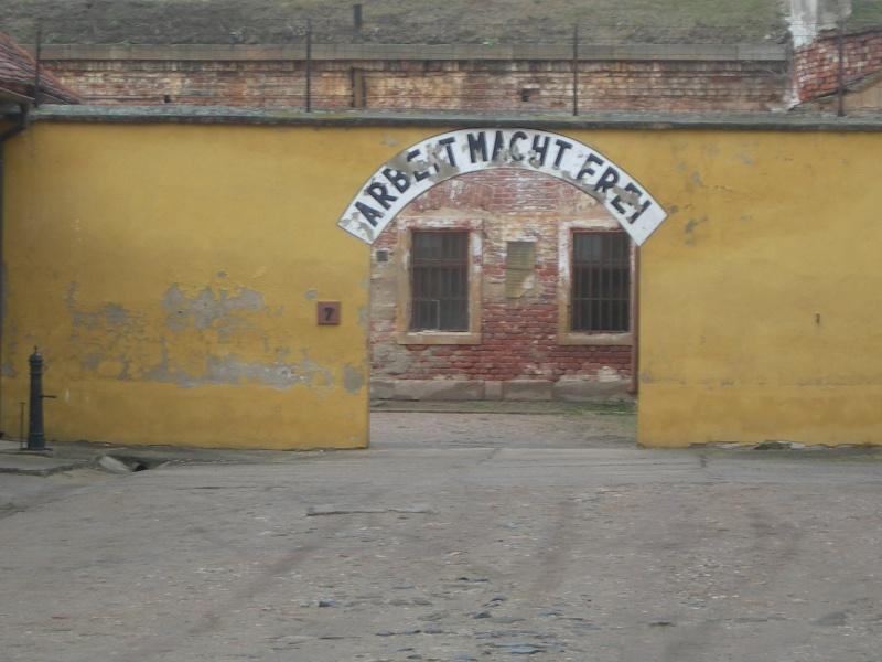 La petite forteresse et le Ghetto de TEREZIN  Dscn9010
