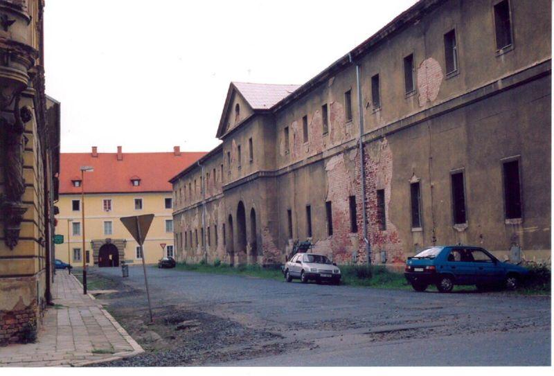 La petite forteresse et le Ghetto de TEREZIN  Terezi12
