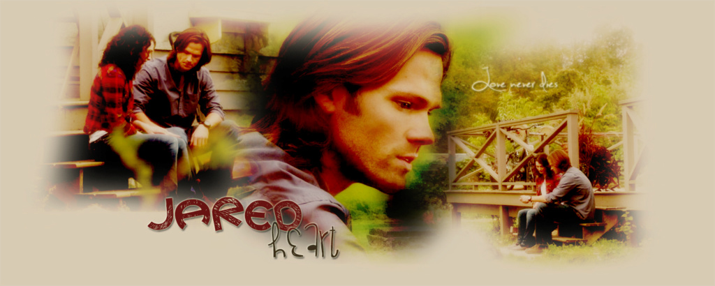 Jared Heart : Jared Padalecki Fans Club