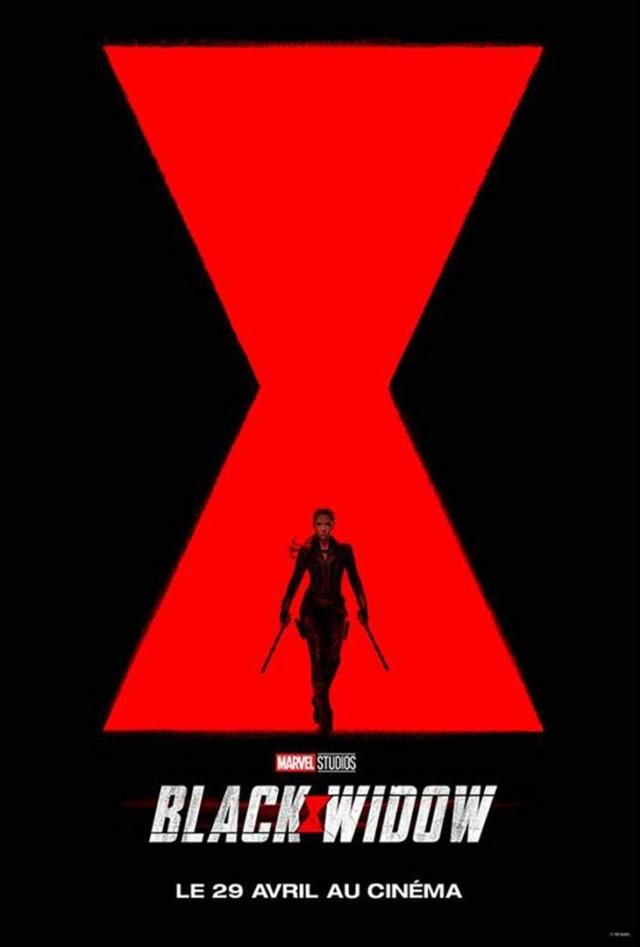 Black Widow [2020] Production Disney 28609010