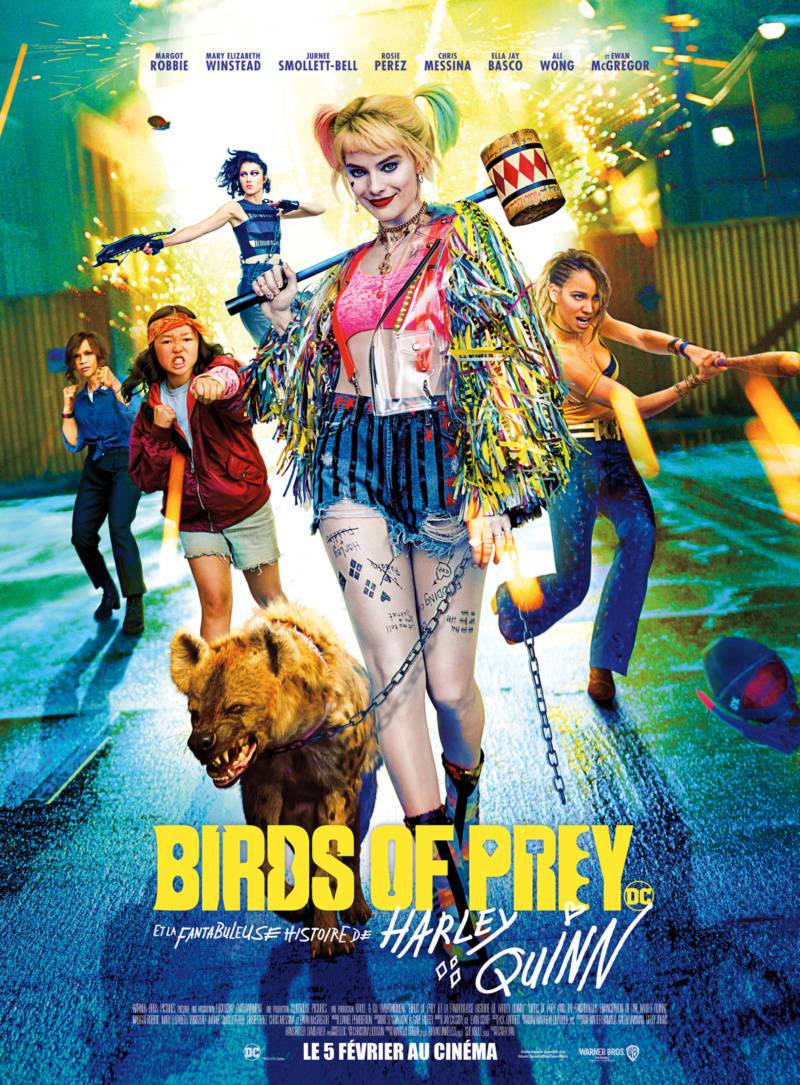 Birds of Prey et la fantabuleuse histoire de Harley Quinn [2020] Action | Aventure 37328211