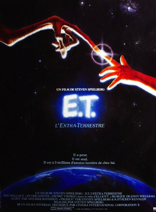 E.T. l'extra-terrestre [1982] Science Fiction | Aventure E_t_l_10