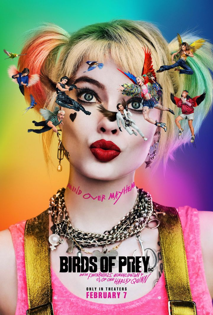 Birds of Prey et la fantabuleuse histoire de Harley Quinn [2020] Action | Aventure Image-10