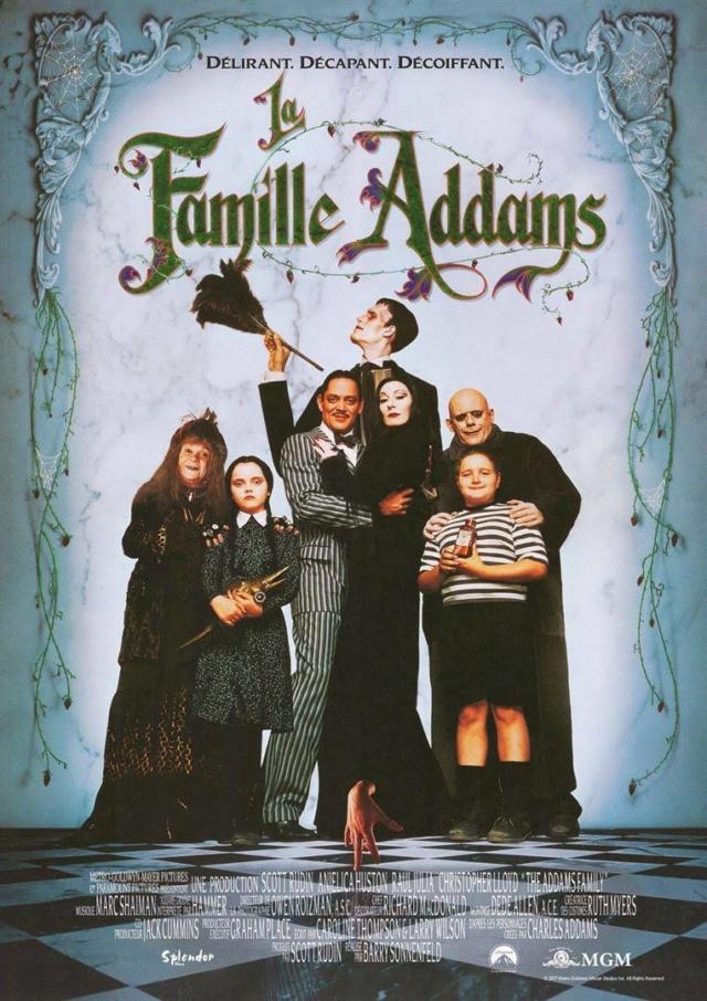 La famille Addams [1991] Comédie | Fantastique Images13
