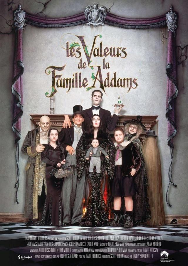 Les valeurs de la famille Addams [1993] Comédie | Fantastique Images15