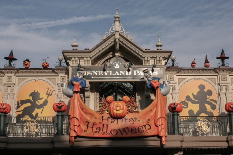 Halloween 2020 à Disneyland Paris Main-s11