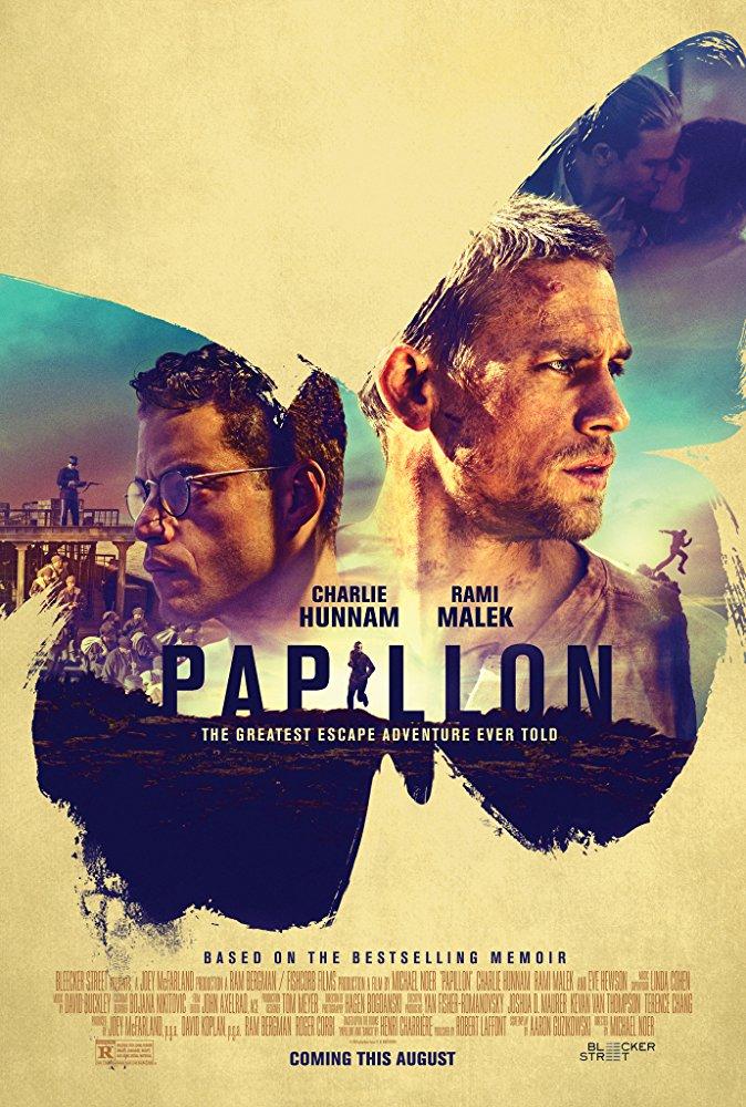 Papillon [2018] Aventure / Drame Papill10