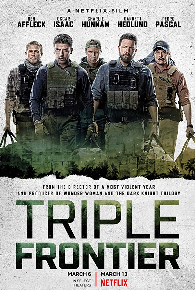 Triple Frontière [2019] Action | Drame Poster10