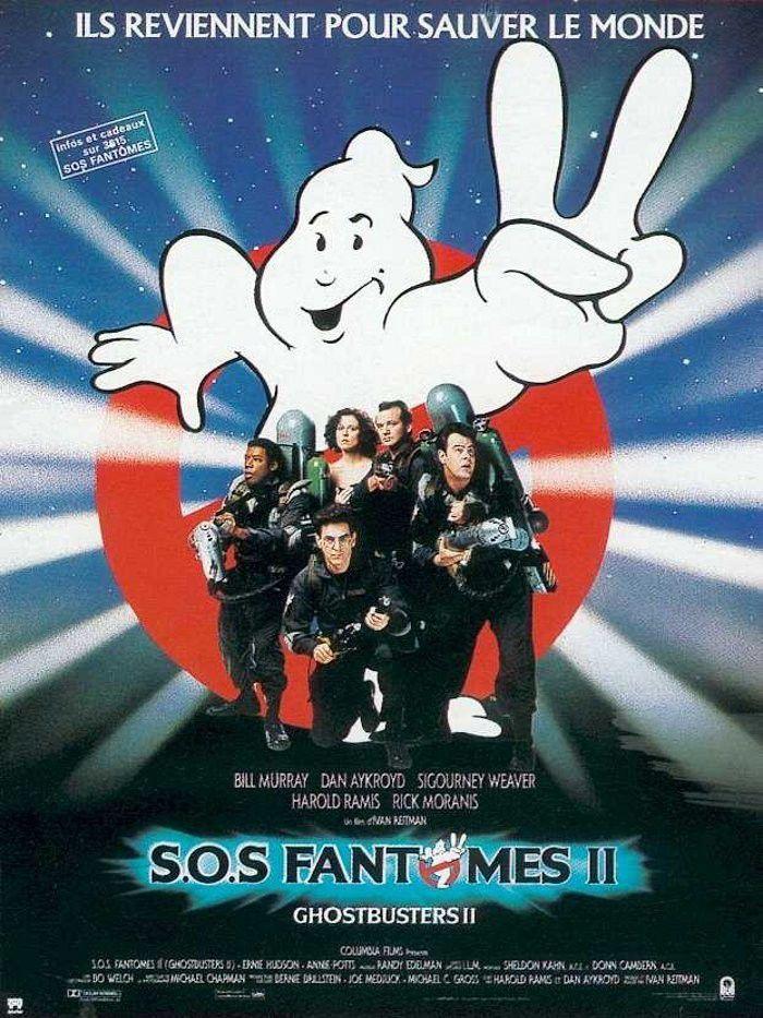 S.O.S. Fantômes II (1989) Comédie | Aventure S_o_s_10