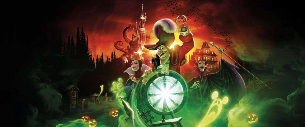 Halloween 2020 à Disneyland Paris Visuel10