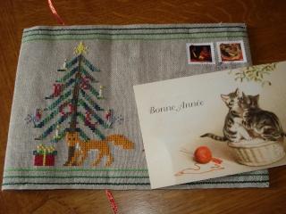 Ech. Enveloppes Noël **PHOTOS** - Page 2 Dsc03318