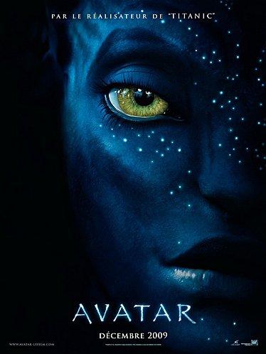 Avatar Affiches de Films Affich10
