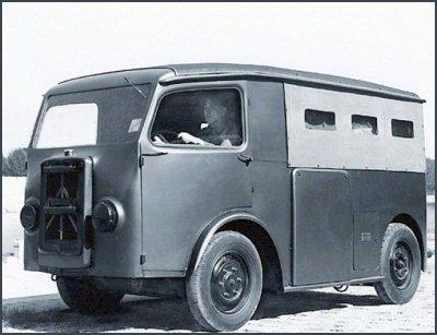 le convoi Citroën de juin  1940: l'histoire s'éclaircit! Tub110