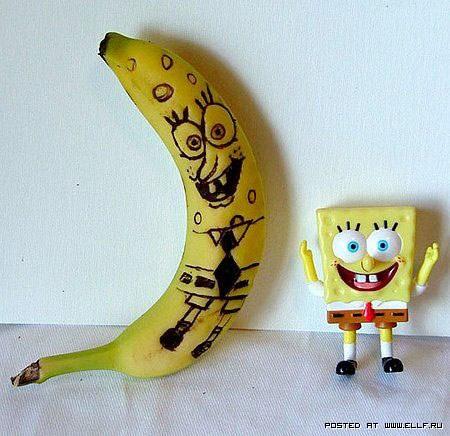 Бананы захватили мир 11756912