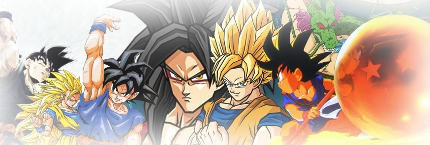 Dragon ball z/gt