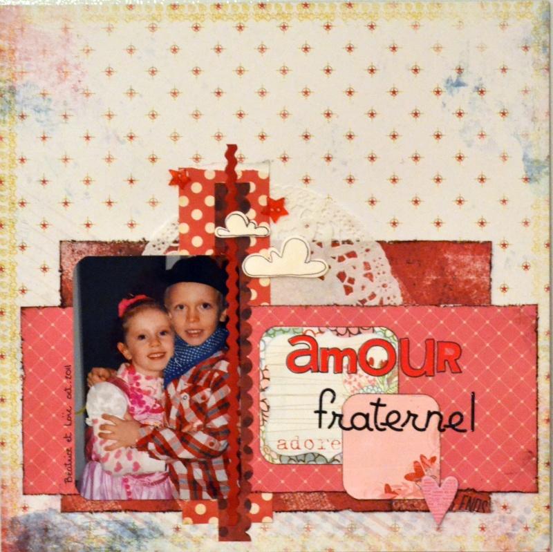 """Défi """"ROUGE"""" Amour10"""