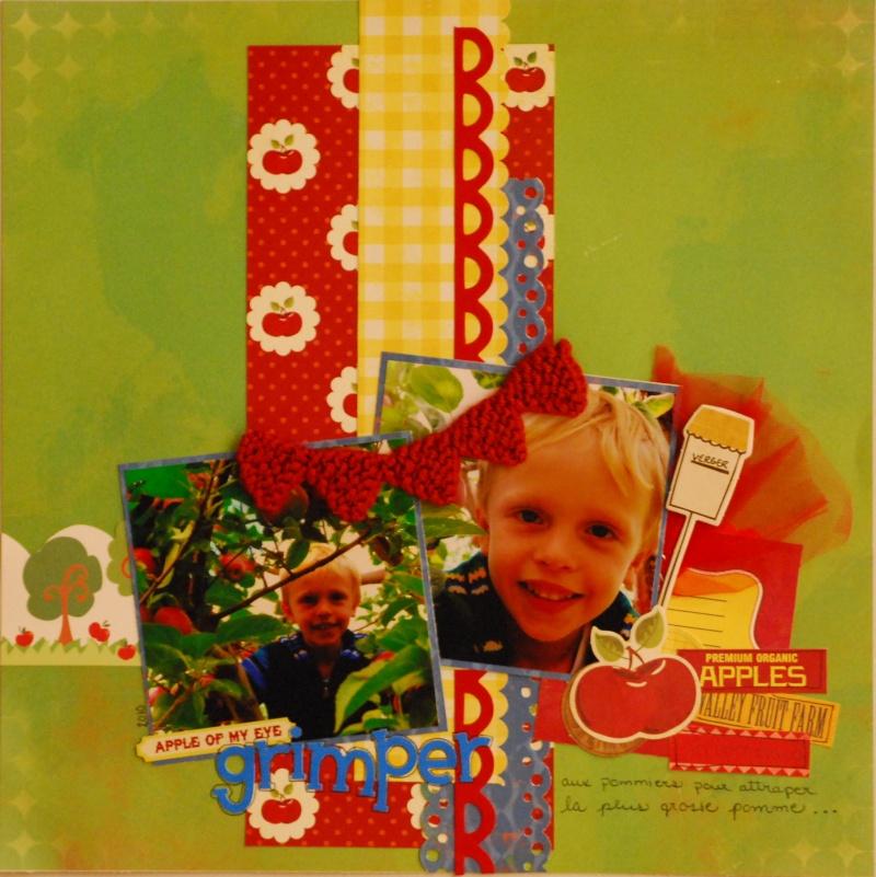 Défi skecth et couleurs de picotine (octobre) Grimpe10