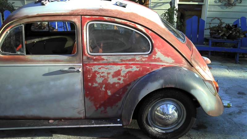 Slim..... My new 63  gotta love ruby---red....... - Page 2 2012-030