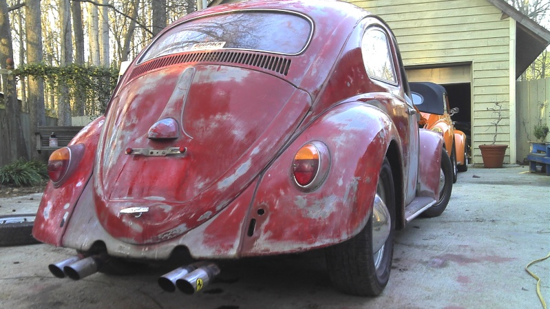 Slim..... My new 63  gotta love ruby---red....... - Page 2 2012-035