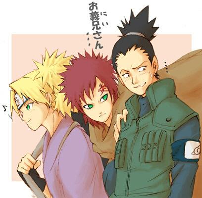 kual kreen que es el mejor de los personajes de Naruto??? - Página 2 Gaara_11